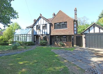 Thumbnail 5 bed detached house to rent in Bouverie Road, Chipstead, Coulsdon