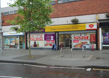 Thumbnail Retail premises for sale in 34 The Parade, Leicestershire
