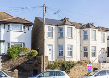 Thumbnail 1 bed flat for sale in Eaton Road, Margate