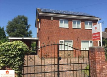 Thumbnail 3 bed detached house for sale in Potts Lane, Crowle
