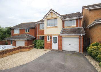 Thumbnail 4 bed detached house for sale in Juniper Way, Bradley Stoke, Bristol