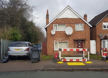 Thumbnail 3 bed detached house for sale in Acfold Road, Birmingham