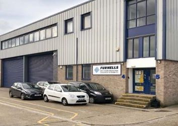 Thumbnail Light industrial to let in Unit 4 & 5B, Crusader Industrial Estate, Hermitage Road, Harringay, London