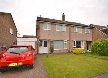 Thumbnail 3 bed semi-detached house for sale in Countess Way, Euxton, Chorley