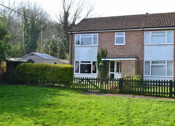 Thumbnail 4 bed end terrace house for sale in Copnor Close, Woolton Hill, Berkshire