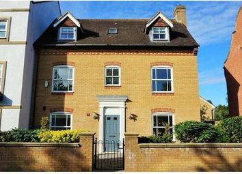 Thumbnail 5 bed semi-detached house to rent in Broad Street, Great Cambourne, Cambridge
