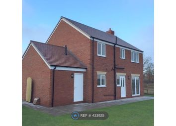 Thumbnail 4 bed detached house to rent in Barley Fields, Shropshire