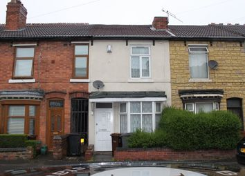 Thumbnail 2 bedroom terraced house for sale in Napier Road, Blakenhall, Wolverhampton