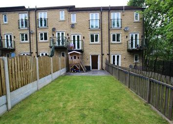 Thumbnail 4 bed town house for sale in Brookdale Court, Brackenbed Lane, Halifax