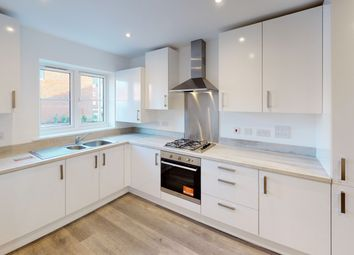 Thumbnail 3 bedroom semi-detached house for sale in Longacres Way, Chichester, West Sussex