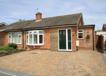 Thumbnail 2 bedroom semi-detached bungalow for sale in Westfield Road, Benson, Wallingford