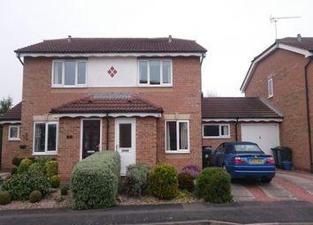 Thumbnail 2 bedroom semi-detached house to rent in Heathfield Park, Middleton St. George, Darlington