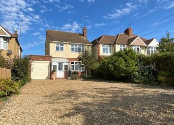 Thumbnail 3 bed detached house for sale in South View, Kislingbury, Northampton