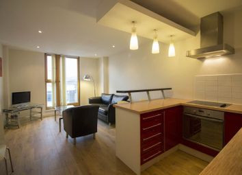 Thumbnail 1 bed flat to rent in Fulcrum, 22 Furnival Street, Sheffield