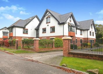 Thumbnail 2 bed flat for sale in Hunters Lodge, Hunters Close, Wilmslow, Cheshire