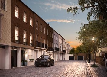 Thumbnail 4 bed mews house to rent in Boscobel Place, Belgravia