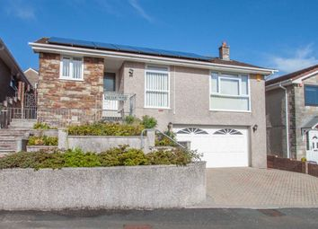 Thumbnail 4 bed detached bungalow for sale in Burton Close, Plymouth