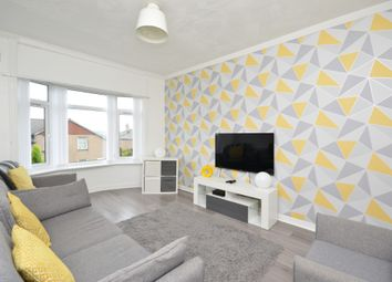 Thumbnail 2 bed flat for sale in Montford Avenue, Kings Park, Glasgow