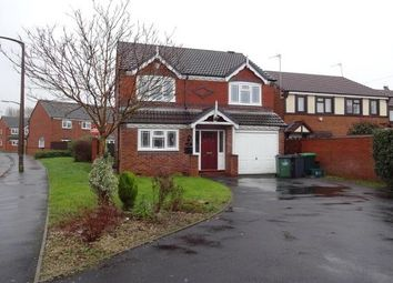 Thumbnail 4 bedroom detached house to rent in Woodruff Way, Walsall