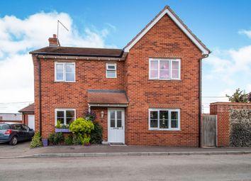 Thumbnail 4 bed detached house for sale in Peggys Walk, Littlebury, Saffron Walden