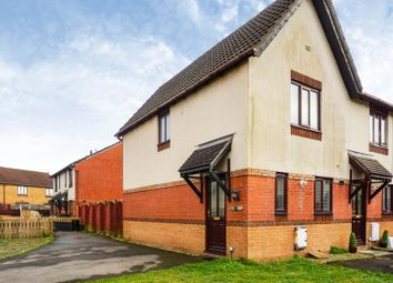 Thumbnail 2 bed end terrace house for sale in Oaktree Drive, Porthcawl
