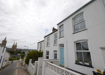 Thumbnail 2 bed terraced house for sale in Compton Terrace, Truro