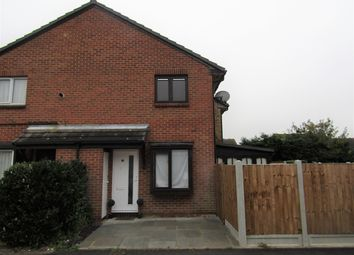 Thumbnail 1 bed semi-detached house for sale in Kirton Close, Hornchurch