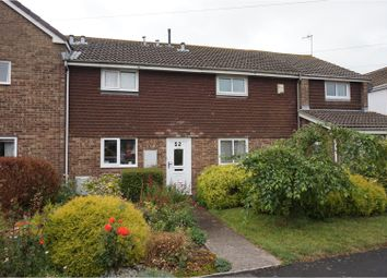 Thumbnail 2 bed terraced house for sale in Brampton Way, Portishead