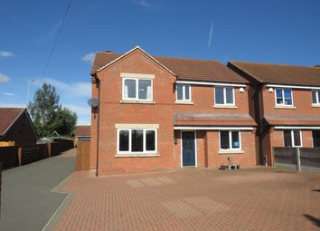 Thumbnail 4 bed detached house to rent in Morley Road, Oakwood, Derby