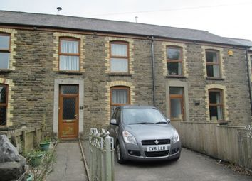 Thumbnail 2 bedroom terraced house to rent in Glanllyn Road, Glais