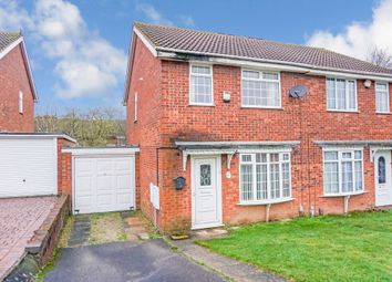 Thumbnail 3 bed semi-detached house for sale in Blackdown, Wilnecote, Tamworth