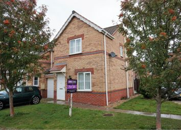 Thumbnail 2 bed semi-detached house for sale in Granville Road, Scunthorpe