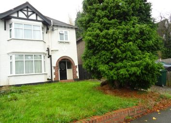 Thumbnail 6 bedroom detached house to rent in Fletchamstead Highway, Canley, Coventry