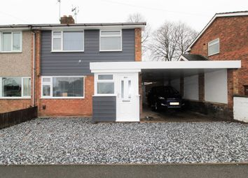 3 bed semi-detached house for sale in Talbot Road, Brereton WS15