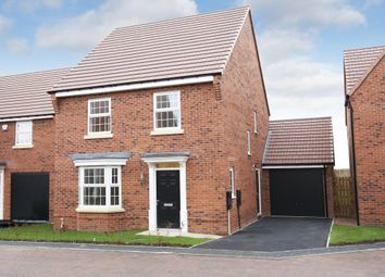 "Thumbnail 4 bedroom detached house for sale in ""Irving"" at Warkton Lane, Barton Seagrave, Kettering"