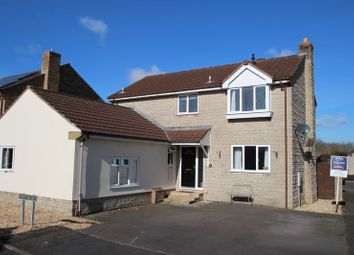Thumbnail 4 bed detached house for sale in Westacre, Street