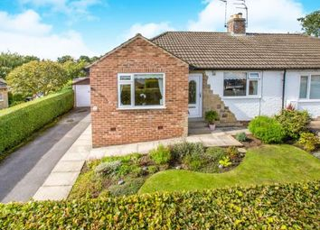 Thumbnail 2 bedroom bungalow for sale in Tentergate Close, Knaresborough, North Yorkshire, .