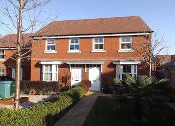 Thumbnail 3 bed end terrace house for sale in Clover Mead, Felpham, Bognor Regis, West Sussex