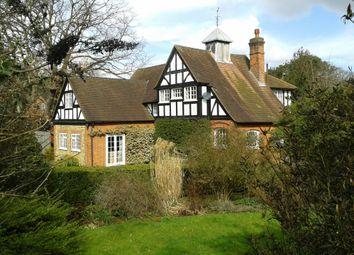 Thumbnail 4 bedroom detached house for sale in St. Nicolas Lane, Chislehurst