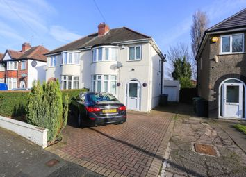 Thumbnail 3 bed semi-detached house for sale in Birmingham New Road, Tipton, West Midlands