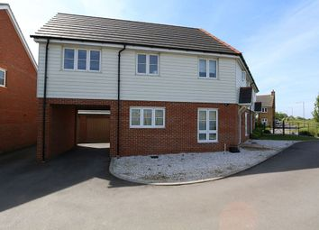 Thumbnail 4 bed semi-detached house for sale in Opal Mews, Aylesbury, Buckinghamshire