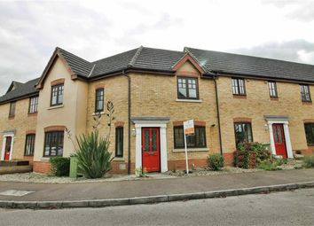 Thumbnail 3 bed terraced house to rent in Babylon Grove, Westcroft, Milton Keynes
