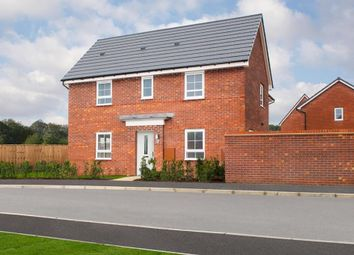 "Thumbnail 3 bed detached house for sale in ""Moresby"" at Poplar Way, Catcliffe, Rotherham"