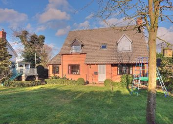 Thumbnail 5 bed detached house for sale in The Street, Norwich