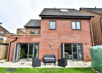 Thumbnail 4 bed detached house for sale in Beluga Close, Peterborough, Cambridgeshire