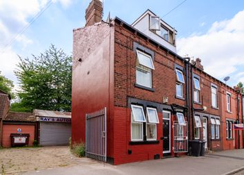 Thumbnail 2 bed end terrace house for sale in Stanley Road, Leeds
