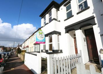 Thumbnail 3 bed terraced house for sale in Gainsborough Drive, Westcliff-On-Sea