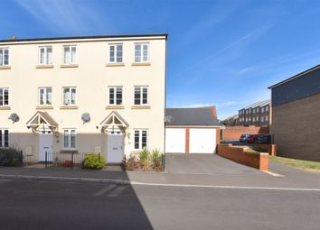 Thumbnail 3 bed end terrace house for sale in Shackleton Road, Yeovil