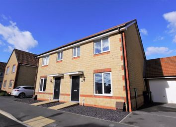 Thumbnail 3 bed semi-detached house for sale in Orchid Mews, Harwell, Didcot