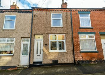 Thumbnail 3 bed terraced house for sale in 64 Cromwell Street, Mansfield